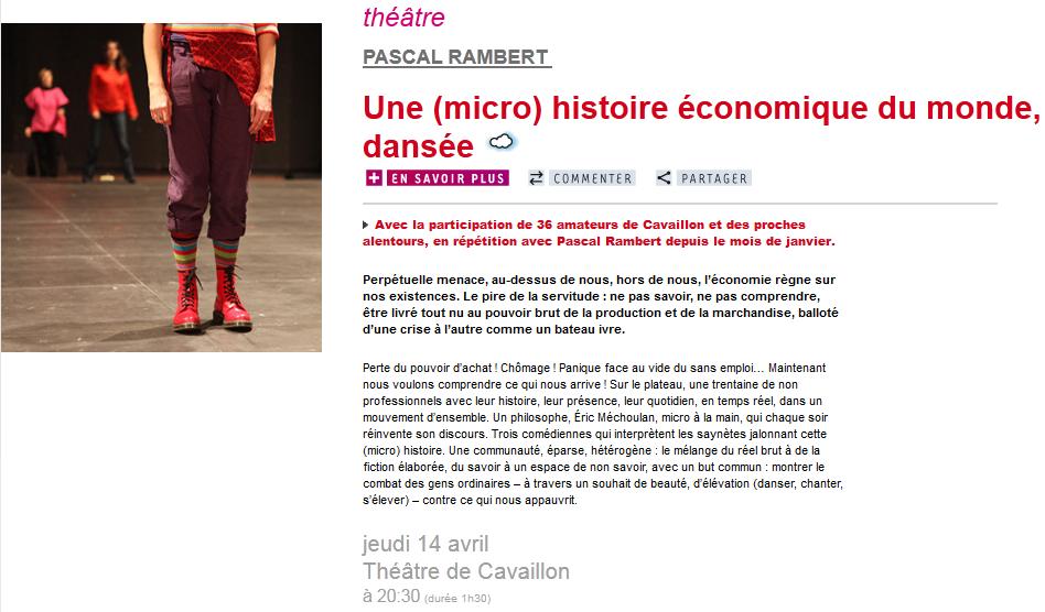 Micro Histoire